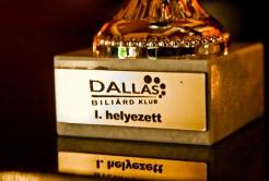 Dallas Biliárd Klub (2015.02.08.) Vasárnap