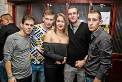 Rúzs Bar (2016.10.21.) Péntek  Burai Krisztián & Gyulai Viki, DJ Till, Nagykálló