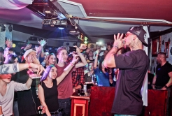 Rúzs Bar (2016.12.02.) Péntek  Mr. Missh, DJ Till, Nagykálló